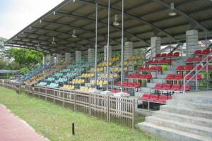 FRP STADIUM SEAT,TMN SETIAWANGSA,KL