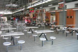 FRP TABLE SETS-DBKL FOODCOURT,TMN SRI RAMPAI,SETAPAK,KL